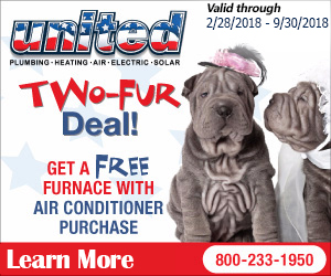 FREE furnace with purchase of an air conditioner coupon