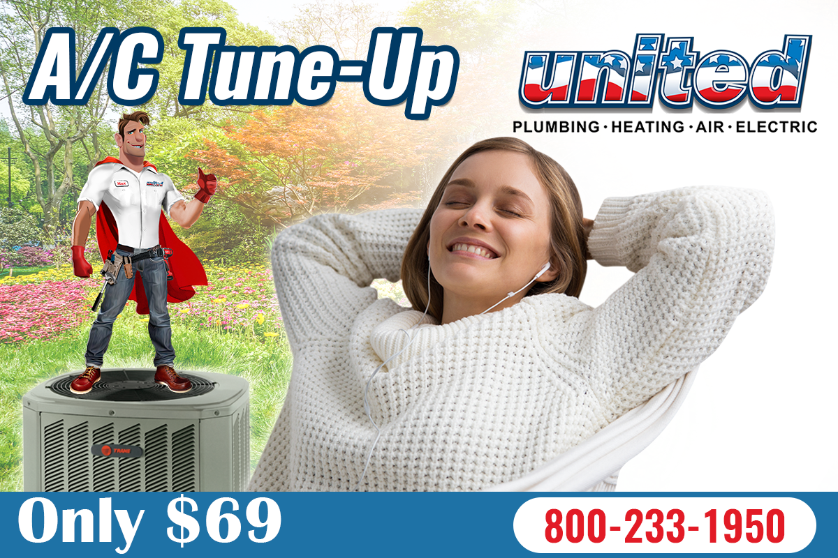 United Plumbing Heating Air Amp Electric Active Coupons