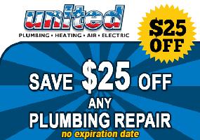 Plumbing Repair Discount
